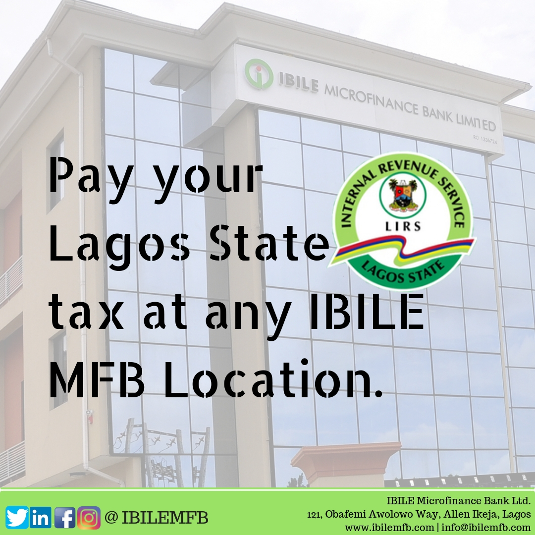 Lagos state Tax Collection